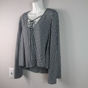 Mossimo Supply Co. Tops - Mossimo Supply Co. Blouse size XS
